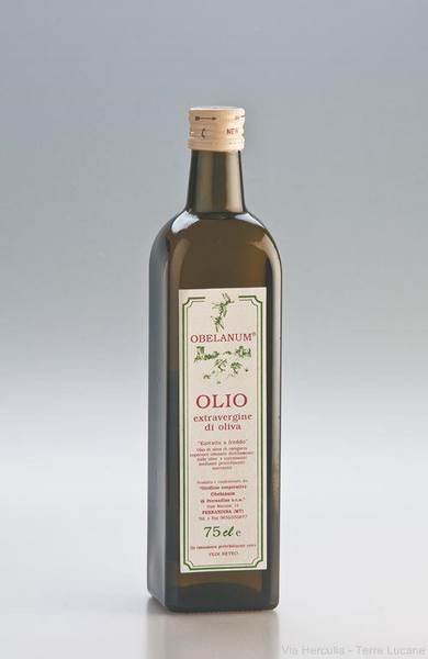 Olio Extravergine di Oliva Obelanum
