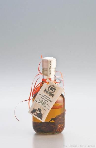 Condimento Olio Extravergine di Oliva Marchione
