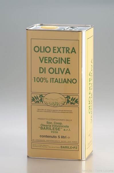 Olio Extravergine di Oliva Cooperativa Olearia Vitivinicola Barilese