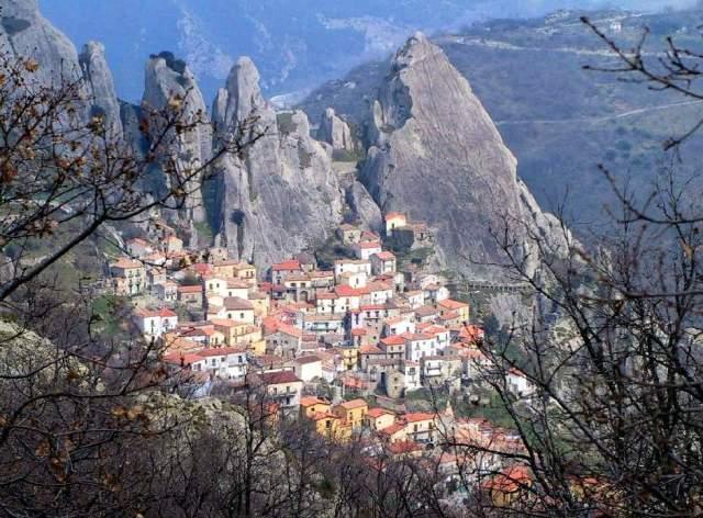 Parco Gallipoli Cognato Piccole Dolomiti Lucane