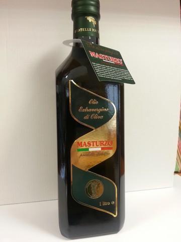 Olio Extravergine di Oliva - Linea Oro- Masturzo