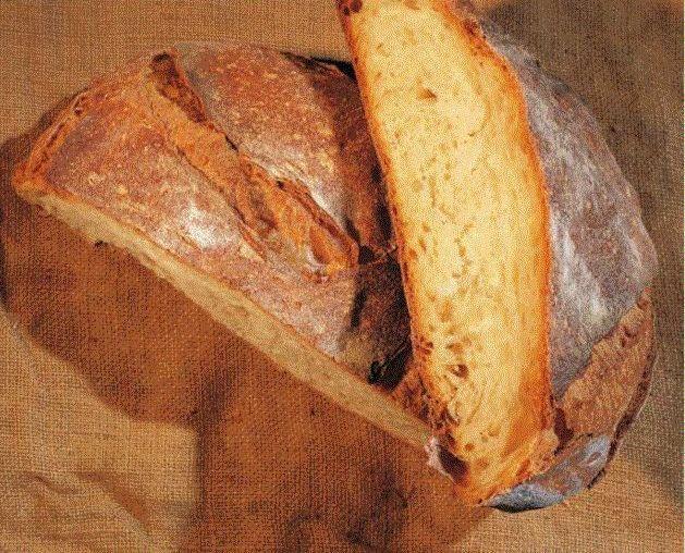 Pane di Patata di San Severino Lucano