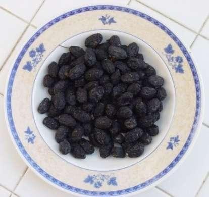 Oliva nere secche