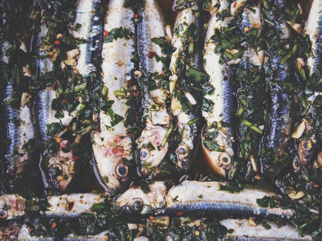 Garum di Maratea (salsa di pesce)