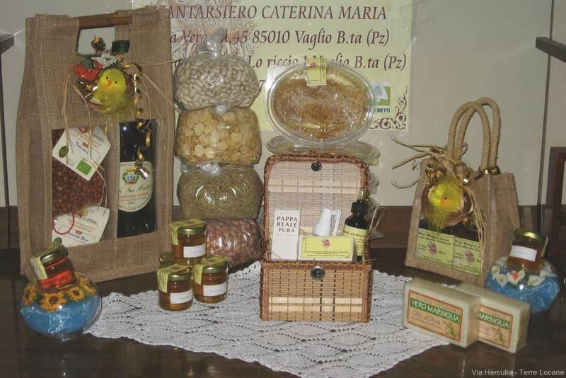 Azienda Agricola Santarsiero - Il miele della dea Mefitis