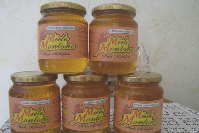 Miele Montone
